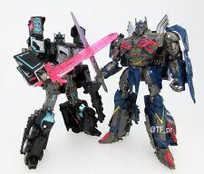 Japan Rare TakaraTomy Transformers Dark Optimus Prime & Black Convoy Limited