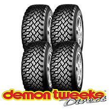 4 x 175/65/14 (1756514) Yokohama A035 Soft Compound Gravel/Forest Rally Tyres