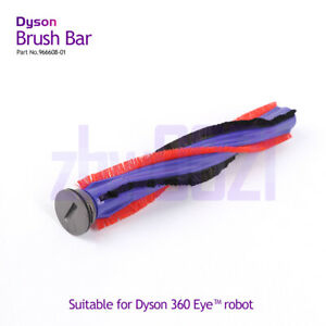 Dyson Genuine 360 Eye robot Vacuum Cleaner Replacement brush bar 966608-01 parts