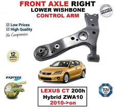 FRONT AXLE RIGHT LOWER WISHBONE ARM for LEXUS CT 200h Hybrid ZWA10 2010->on
