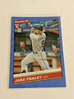 2020 Donruss Baseball Retro Rookie Card - Jake Fraley RC - Seattle Mariners