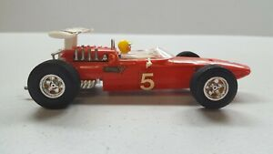 Scalextric C9 1960's Ferrari GP Boxed with full instructions.