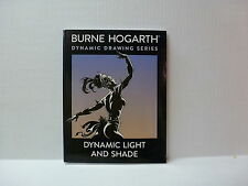 "Burne Hogarth Dynamic Drawing Series ""Dynamic Light And Shade"" How to Book New"