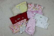 Babykleidung Babysachen Mädchen 56 62 Konvolut - Bodys / Kleid / Hose etc Set 12