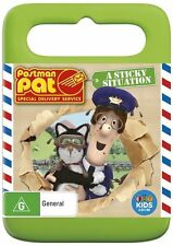 A Postman Pat - Sticky Situation DVD R4