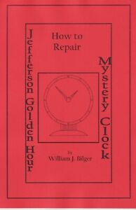 Jefferson Golden Hour Mystery Clock - How to PDF
