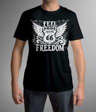 Cotton Biker Regular Size T-Shirts for Men