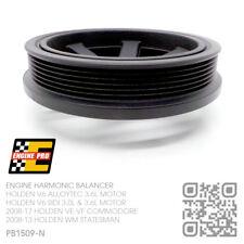 ENGINE PRO HARMONIC BALANCER V6 ALLOYTEC/SIDI 3.6L [HOLDEN WM STATESMAN/CAPRICE]