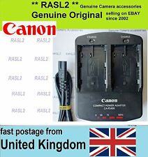Genuine Original CANON Charger,CA-PS400 BP-511A EOS 50D 40D 30D 20D 5D MK1, D60