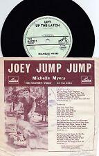 1st Edition 45 RPM Speed Pop 1950s Vinyl Music Records