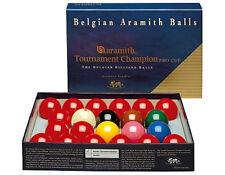 Aramith Pro Cup Tournament Champion Snooker Ball Set w/ FREE Shipping