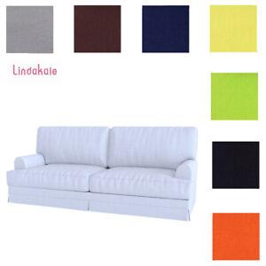 Custom Made Cover Fits IKEA Ekeskog Three-Seat Sofa, Replace Sofa Cover