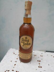 Long John Blended Scotch Whisky Special Reserve Cl 75 Gr.40% Vintage 1966 / 1973