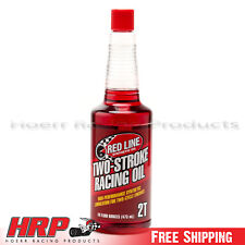 Red Line Two-Stroke Racing Oil (16 oz.) RED-40603