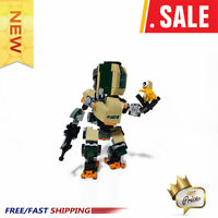 New MOC-19381 Overwatch Bastion SD free 10 Sets Building Blocks Toys Bricks