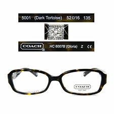77dcbc54780c New ListingCOACH HC6007B (Gloria) 5001 (Dark Tortoise) Crystal Eyeglasses  (Display Model)