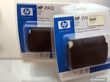 HP FA160A Leder Gürtel Tasche Hülle Schwarz für iPaq H19xx H2210 H4100 Handheld