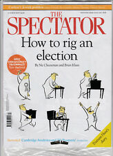 New THE SPECTATOR Magazine 31 March 2018 - How To Rig An Election