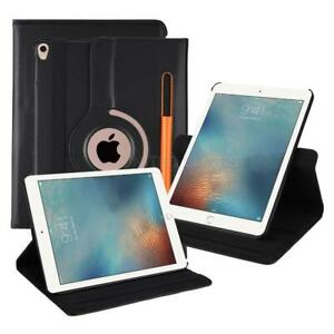 360 Rotating Leather Case Smart Cover w/ Pen Slot For iPad Pro 12.9 inch 2020