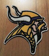 NFL Minnesota Vikings Aufnäher Patch Football VIKINGS