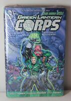 Green Lantern Corps Willpower Volume 3 NEW 52 DC COMICS HC Hardcover Book