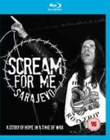 Bruce Dickinson - Scream for me Sarajevo - New Blu-Ray - Released 29th June 2018