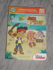 EUC LeapFrog Tag Junior Book: Disney's Jake and the Never Land Pirates