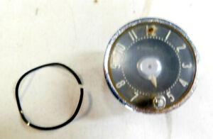 1955 1956 chevy car & 58-62 corvette speaker bezel clock & retaining ring  #4