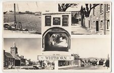 Dumfriesshire; Whithorn Multiview RP, 1956 PMK, Shows The Pend, Main St, Harbour