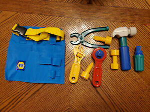 NEW !! MECHANICS HELPER KIDS TOOL SET by NAPA AUTO PARTS