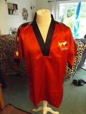 PUMA KICK BOXING INSTRUCTOR XL 4/170 X-Large SHIRT MARTIAL ARTS TOP TRAINER