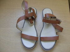 Marks and Spencer Faux Leather Casual Sandals for Women