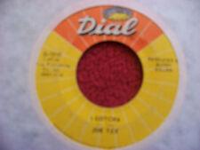 Joe Tex - I gotcha / A mother´s prayer     US Dial 45