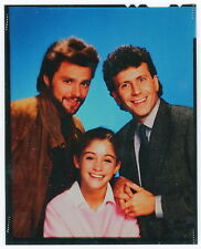 """Vintage TV Publicity Transparency: """"MY TWO DADS"""""""