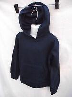 BNWT Feedback Brand Navy Blue Boys Sz 3 Warm Windcheater Style Hoodie Top