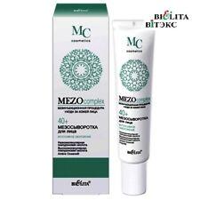 Mezo Serum 40+ Intensive Rejuvenation Mezocomplex Belita Skin Care Anti Wrinkles