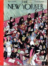 THE NEW YORKER MAGAZINE Dec 7 1946 Walman cover John Cheever Coates Soglow