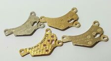 Vintage Bulova Accutron watch movement plate parts lot #11WA