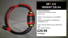 DRX111 Trident 7/8 Wave 2m Portable Antenna System