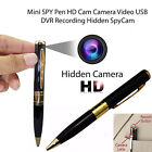 Useful HD 1080P USB Hidden Mini Spy Camera Pen DVR Camcorder Video Recorder