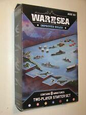 War at Sea 2-player starter set NEW Axis&Allies naval miniatures