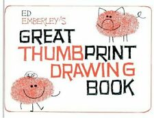Ed Emberley s Great Thumbprint Drawing Book