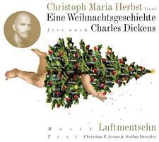 Luftmentschn - Eine Weihnachtsgeschichte frei nach Charles Dickens - CD