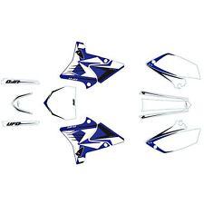Kit Grafiche Adesivi Restyling Ufo Yamaha YZ 125-250 2003-2014 Blu