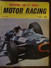 Motor Racing - BRSCC journal - magazine - May 1966