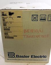 BASLER Electric BE1810/U-2 Solid State Frequency Relay BE1810 NEW SURPLUS