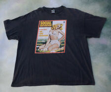 Vintage Social Distortion T-Shirt___Please See Pictures For Size.