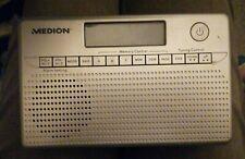 Medion MD82157 Weltempfänger Radio Tragbar AM/FM mit Tasche