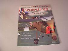 EAA EXPERIMENTER MAGAZINE August 1997 Kolb in Kamchatka Mike Blyth's Aerotrike
