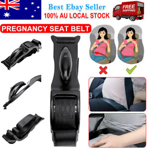 Pregnancy Seat Belt Adjustable Pregnant Car Loose Comfort Safety Belly Protector